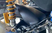 Kolong Yamaha New NMAX Jadi Bersih, Pasang Hugger Ini Rp 200 Ribu Masih Ada Kembalian