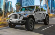 Rayakan Hari Lahir Ke-80 Tahun, Jeep Umumkan Transisi Ke Mobil Listrik