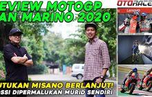 Video Review MotoGP San Marino 2020: Valentino Rossi Kecolongan Joan Mir, Honda Seakan 'Lenyap' Tanpa Marc Marquez