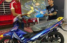 Bukan Main! Yamaha 125zr Go!!! Dibayar Setara 10 Unit All New NMAX, Pemilik Kaget  Enggak Percaya