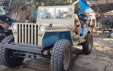 Video: Sedap Mantap! Replika Jeep Willys Mini Ini Ternyata Daihatsu Zebra, Dari Kuda Jadi Badak