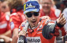 Terbongkar! Ternyata Jorge Lorenzo Yang Menolak Tawaran Balap Bersama Ducati di MotoGP 2021 Karena Hal Ini