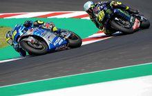 Gagalkan Valentino Rossi Raih Podium di MotoGP San Marino 2020, Joan Mir Diserang Banyak Fans