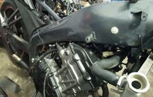 Yamaha V-Ixion Honda CBR250RR engine implant, this is the capital that must be prepared