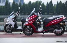 Dikenal Jago Bikin Motor Galon, Dayang Baru Saja Rilis Skutik Canggih, Fitur Melebihi Yamaha NMAX