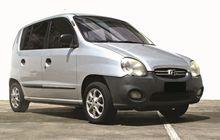 Harga Mobil Bekas Hyundai Atoz 2000, GLS 1.0 Matik Cuma Segini