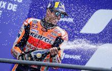 Ternyata Ini Jurus Alex Marquez Bisa Bobol Podium di MotoGP Prancis 2020