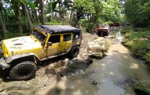 Intip Jalur  Bengis Event Java Overland X 2020 Di Hutan Jawa Tengah