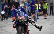 Pedas! Jorge Lorenzo Kembali Cibir Yamaha Setelah Cal Crutchlow Resmi Jadi Test Rider