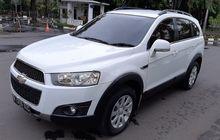 Intip Biaya Servis Chevrolet Captiva Diesel di Bengkel Spesialis