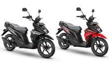Harga Suzuki NEX Crossover 115 cc Terbaru, Tampil Gagah Build Quality Oke Punya