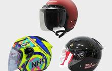 Pilihan Helm di Bawah Rp 500 Ribu, Aman di Jalan Sekaligus Anti Tilang