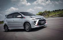 Stok Toyota Agya TRD S Masih Ada di Dealer, Kena Diskon Rp 8 Juta Harganya Jadi Segini