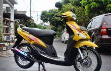 Yamaha Mio Sporty Bugar Lagi, Ganti Full Bodi, Siapin Modal Segini