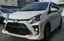 Simulasi Kredit Toyota Agya Dengan DP Rendah di Juli 2021, Angsurannya Mulai Rp 3 Jutaan