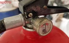 Jangan Dicuekin, Begini Cara Merawat Tabung Pemadam Api di Kendaraan