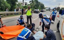 Tabrak Orang Menyebrang di Jalan Tol Hingga Meninggal, Pengemudi Mobil Bisa Dipenjara? Polisi Ungkap Jawabannya