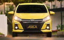 Daftar Harga Daihatsu Ayla Lengkap Semua Tipe, Bulan Mei 2021 Dibanderol Mulai Rp 100 Jutaan