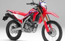 Honda CRF250L 2021 Hadir Lebih Segar dan Peningkatan Performa, Harganya?