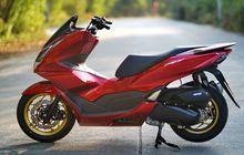 Honda PCX 160 Jadi Elegan, Modifikasi Simpel, Cocok Jadi Inspirasi