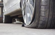 Terkuak Penyebab Ban Mobil Pecah Di Jalan, Hal Ini Jadi Tersangkanya