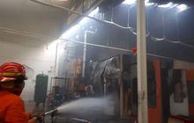 Gudang Suzuki di Pulogadung Terbakar, Oven Pengeringan Cat Mobil Jadi Sumber Api