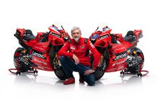 Bertahun-tahun Tak Juara Dunia, Bos Ducati Ungkap Faktor Pabrikan Motor Jepang di MotoGP Lebih Moncer Dari Eropa