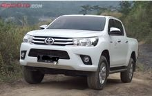 Tunggu Apa lagi, Toyota Hilux Double Cabin Harga Bekasnya Dijual Murah Nih