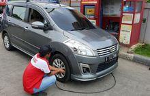 Banyak Yang Bingung, Bolehkah Ban Mobil Isi Nitrogen Ditambah Angin Biasa