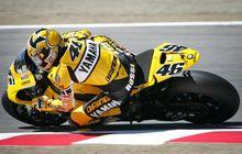 5 Livery Terpopuler Motor Valentino Rossi yang Jadi Ikon MotoGP