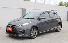 Toyota Yaris TRD Sportivo Antik, Tahun 2016 Baru 16.000 Km, Rp 160 Jutaan Dilepas