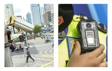 Keren! Kamera Tilang Elektronik atau ETLE Juga Akan Melekat di Badan Polisi Lalu Lintas