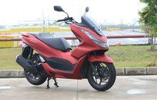 Honda PCX 160 Pakai Mesin Lebih Besar Ketimbang PCX 150, Kapasitas Oli Mesin Beda?