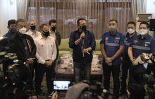 Wow! Dorna Sports Promotor MotoGP Datang ke Indonesia, Pantau Sirkuit Mandalika Untuk Penentuan Jadi Tidaknya