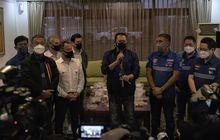 Bamsoet Beberkan Pertemuan Singkatnya Dengan Dorna Sports dan FIM Hari Ini, Terkait Sirkuit Mandalika dan MotoGP?