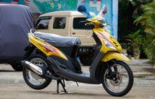 Cuma Pasang Part Suzuki NEX, Akselerasi Yamaha Mio Melonjak Tajam