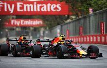 Dua Tahun Lebih Berpisah, Daniel Ricciardo dan Max Verstappen Sudah Berhubungan Baik