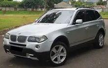 Biaya Perawatan Transmisi Matik BMW X3 E83 di Bengkel Spesialis