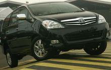 Toyota Kijang Innova bekas, E A/T 2.0 Keluaran 2009 Dibanderol Segini