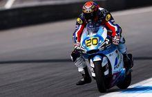 Ini Alasan Dimas Ekky Tak Wildcard Moto2 Bersama Pertamina Mandalika SAG Team