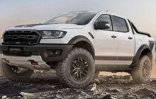 Keren, Tampang Garang Ford Ranger Raptor X dan FX4