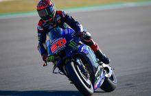 Hasil FP4 MotoGP Prancis 2021: Fabio Quartararo Memimpin, Marc Marquez Crash di Akhir Sesi