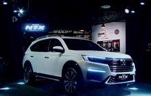 Foto-foto Honda N7X Concept di Indonesia, SUV 7 Seater Yang Akan Jadi Pengganti BR-V?