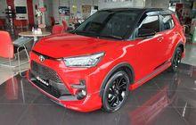 Harga Toyota Raize Juli 2021, Mulai Rp 202 jutaan, Tipe Tertinggi Segini Bedanya