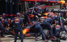 Berujung Kalah di F1 Spanyol 2021, Ini Alasan Red Bull Tidak Segera Lakukan Pit Stop ke Max Verstappen