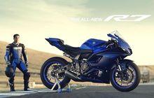 Yamaha YZF-R7 Meluncur Dengan Standar Euro 5, Harga Rp 120 Jutaan