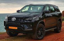 Modifikasi Toyota Fortuner Keren, Ubahan Simpel Dengan Tampilan Serba Hitam