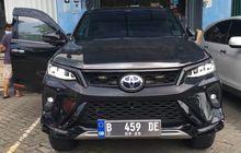 Ubah Tampang Toyota Fortuner Jadi Legender, Bisa! Siapkan Rp 40 Juta