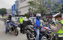 Pemakai Skutik dan Moge Wajib Waswas, Polisi Siapkan Sanksi Tilang Rp 1 Juta Mulai Agustus Ini