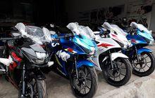 Sudah Seharga Honda BeAT, Suzuki GSX-R150 Bekas Bisa Diangsur Mulai Rp 600 Ribuan